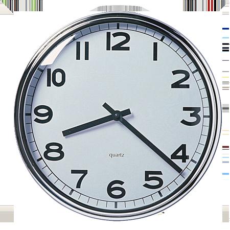 Часы настенные IKEA PUGG (100.989.87)
