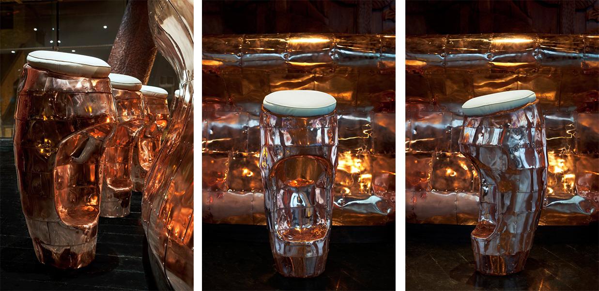 дизайн барного стула