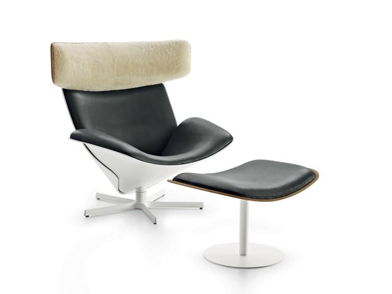Кресло, дизайн Doshi Levien