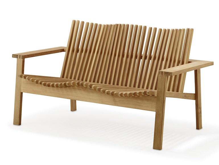 Диван, дизайн Foersom & Hiort-Lorenzen