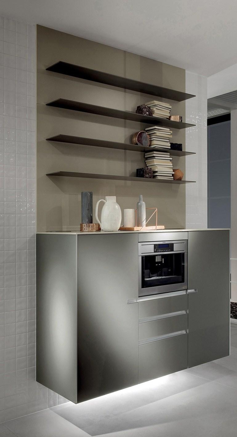 Кухонный гарнитур, дизайн Giuseppe Bavuso