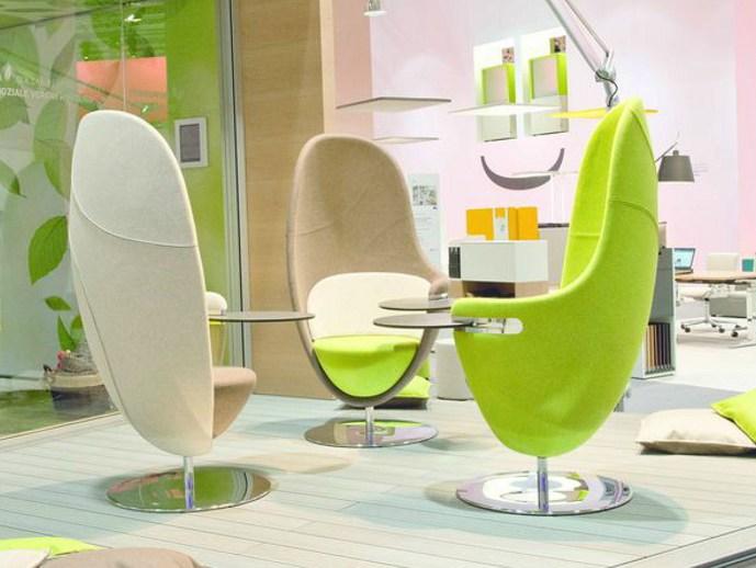 Кресло, дизайн K+N Werks-Design