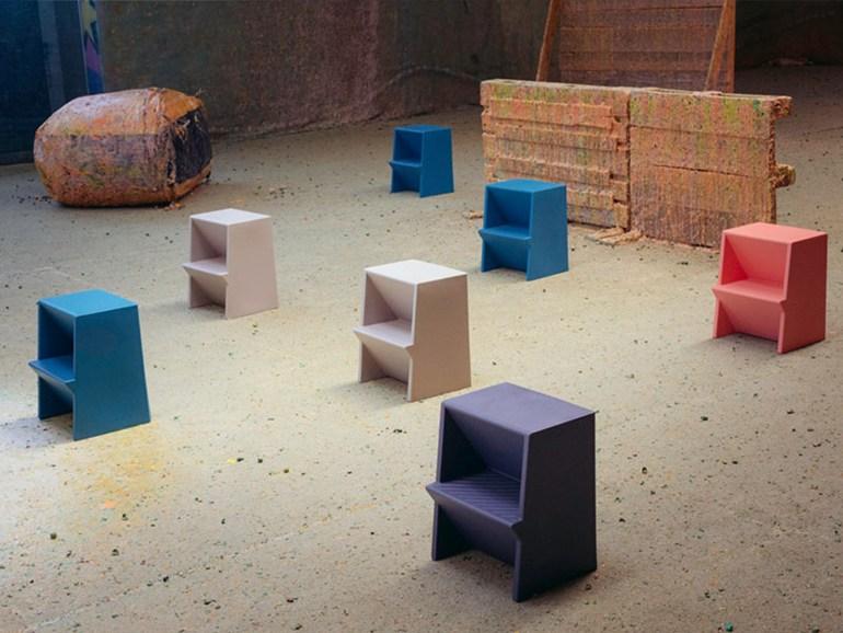 Табуретка, дизайн Steffen Kehrle