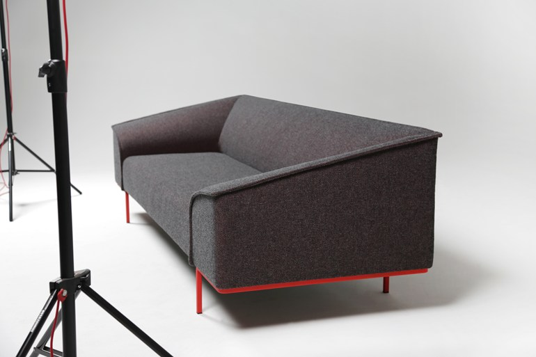 Диван, дизайн bottcher+henssler