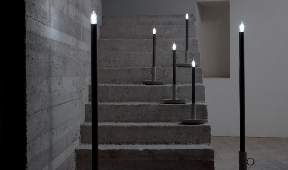 Дизайн освещение от Karman - SETTENANI M705B and H7050B