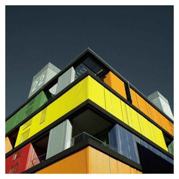 Архитектура. Фото Matthias Heiderich