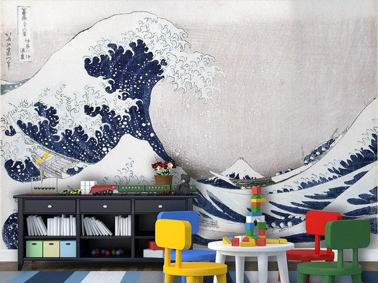 Обои My Collection THE GREAT WAVE OF KANAGAWA