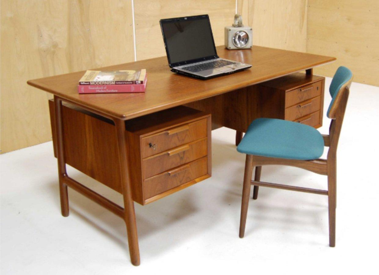 Тик мебель в стиле Датский модерн