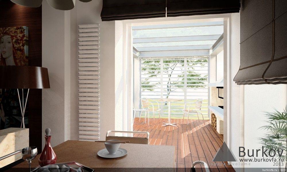 Дизайн проект дома г.Самара