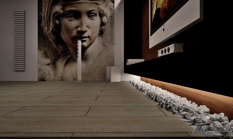 дизайн проект интерьера коттеджа на 9 просеке