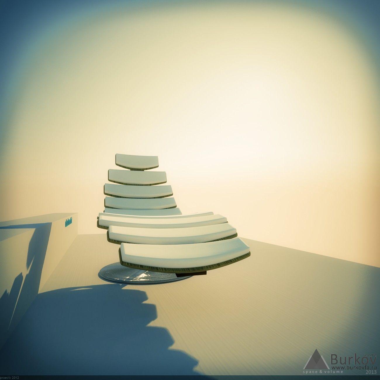 Nimbus Дизайн кресла