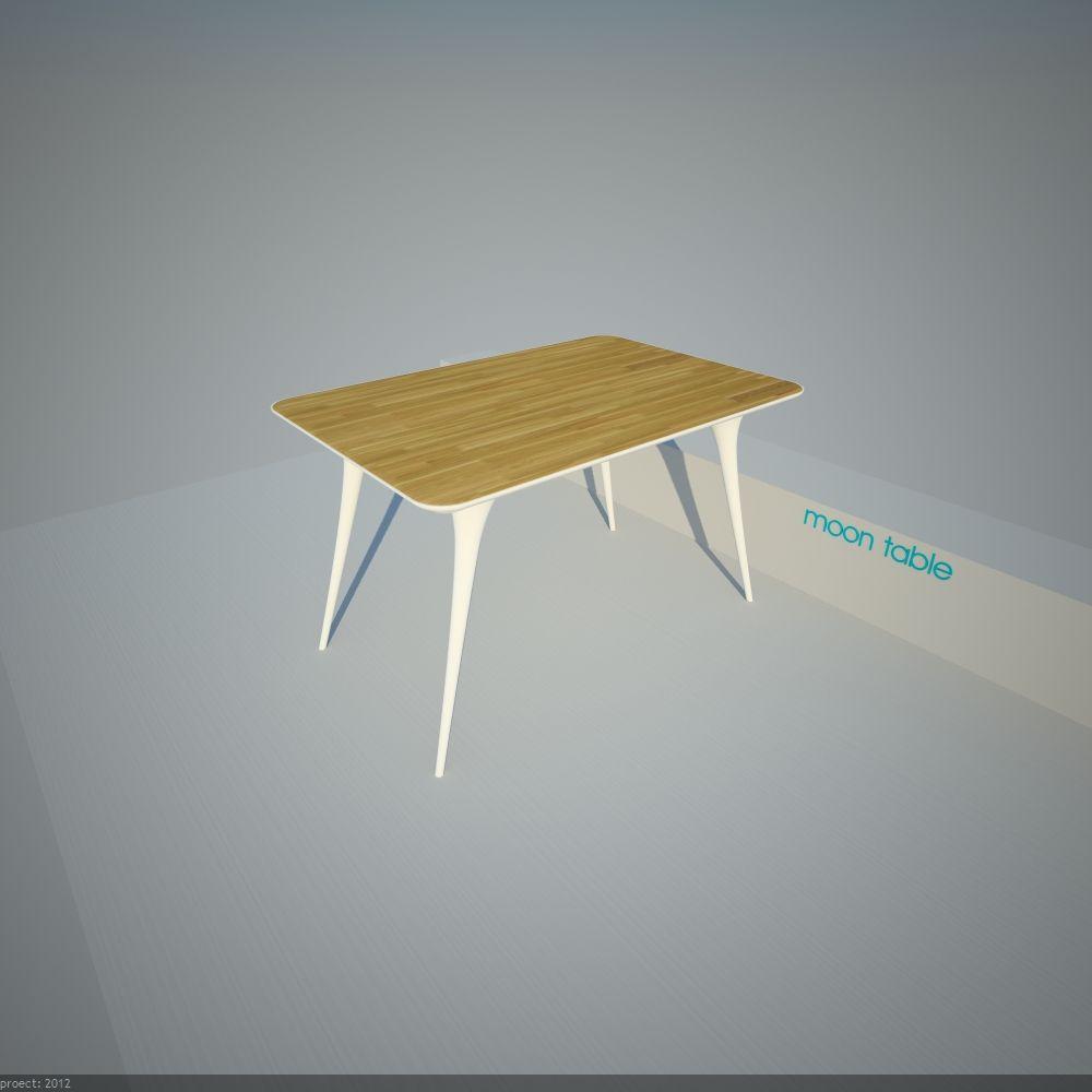 Обеденный стол MOON