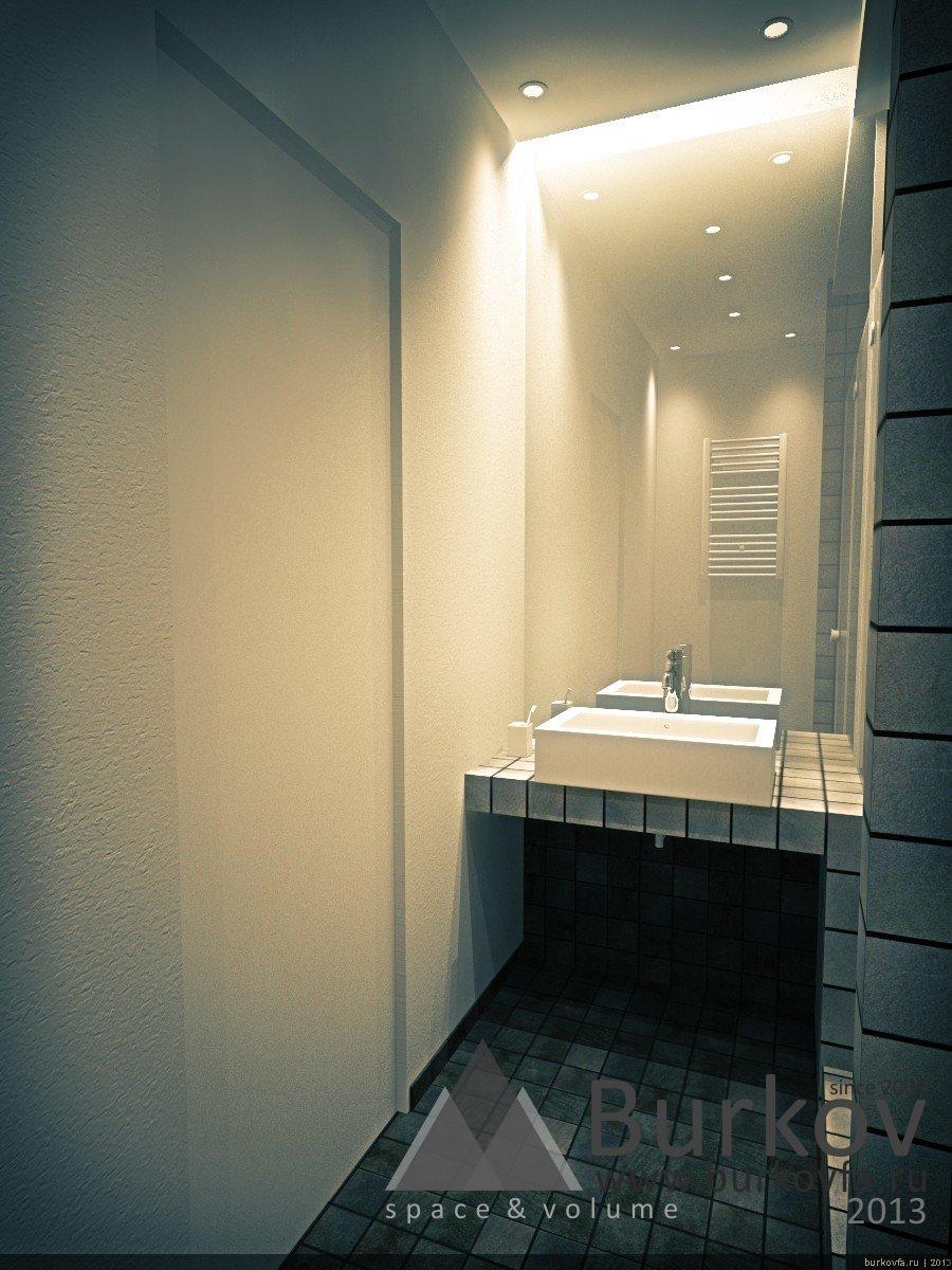 дизайн-проект квартиры на 7 просеке