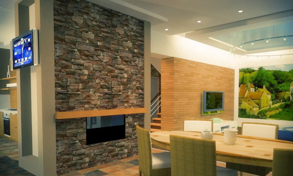 Частный дом дизайн проект