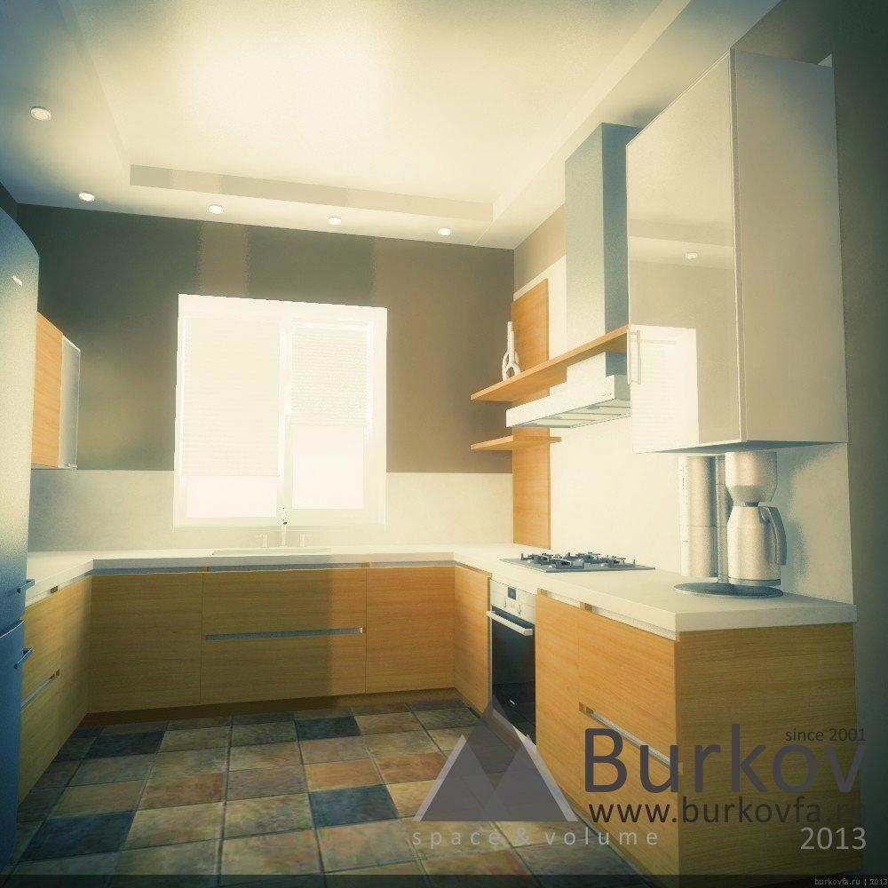 дизайн проект частного дома