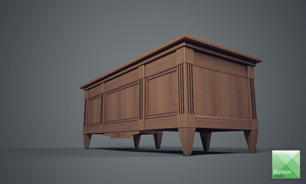 дизайн мебели для классического кабинета