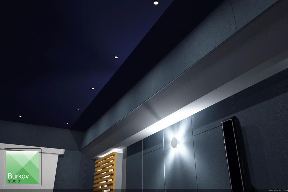 дизайн комнаты домашнего кинотеатра