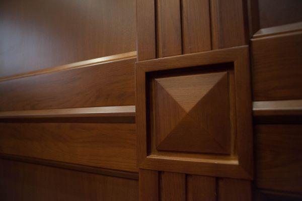 кабинет стеновый панели