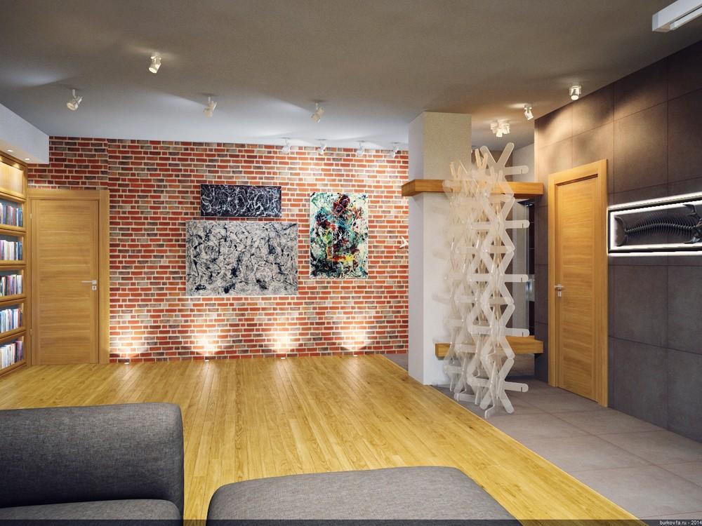 LOFT интерьер - мебель и аксуссуары