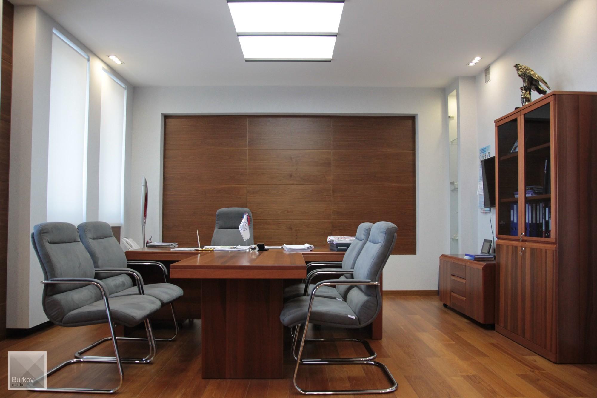 Кабинеты руководителей дизайн