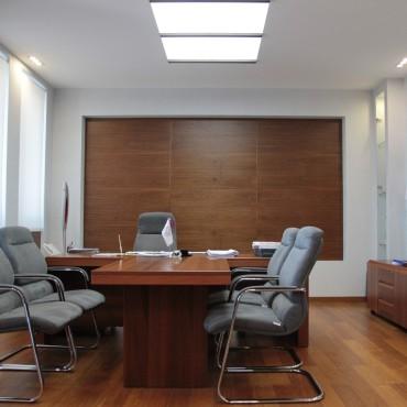 дизайн-проект офиса
