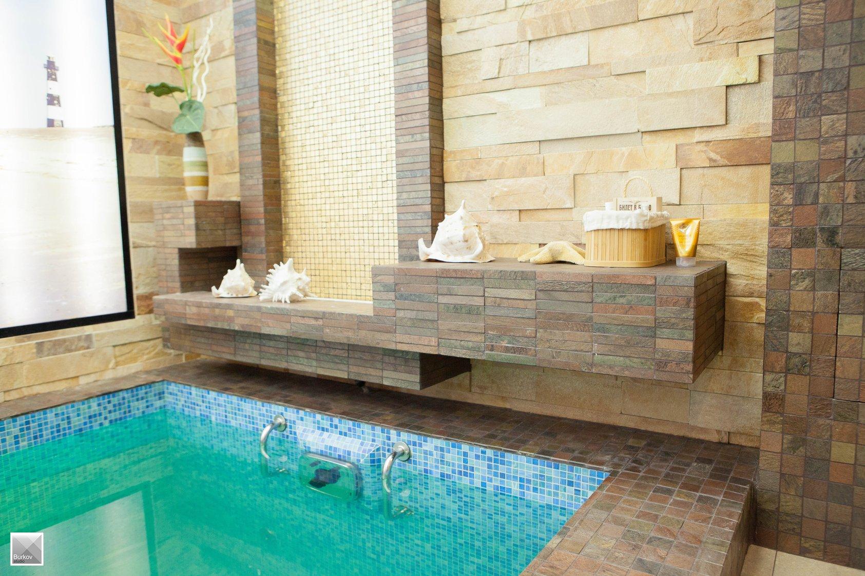 фонтан водная стена