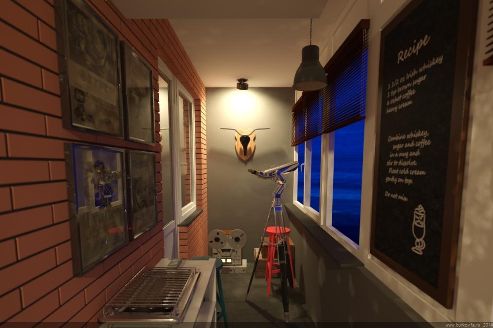 дизайн квартиры в жк современник