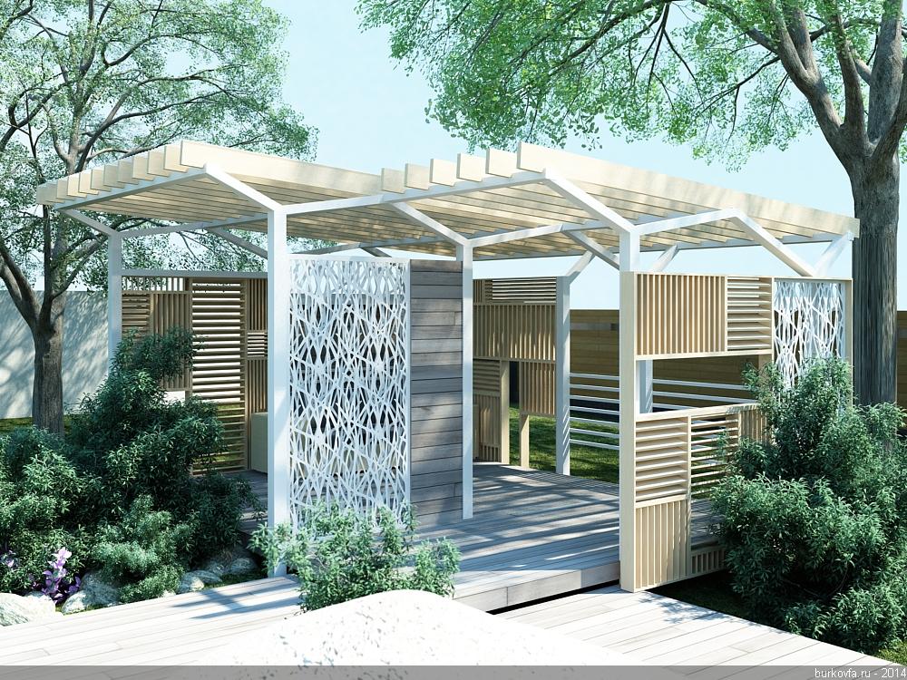 проект малая архитектурная форма
