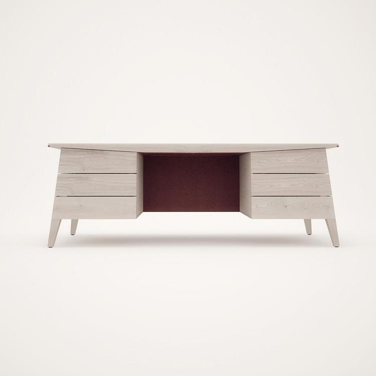 Мебель для кабинета. Современная классика