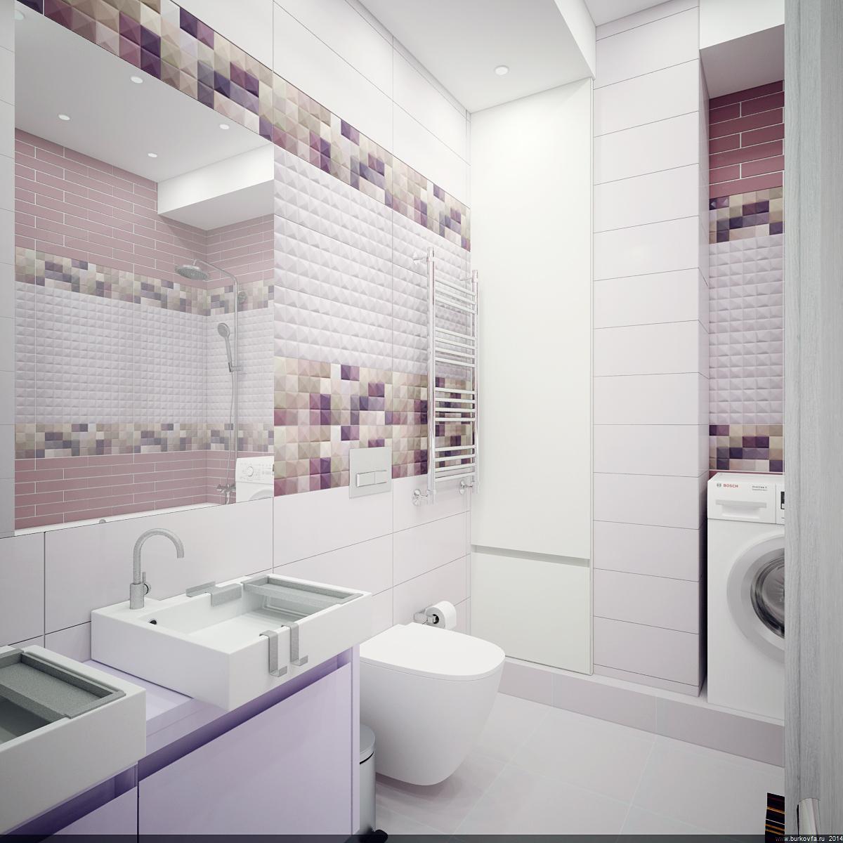 ванная комната для девочек