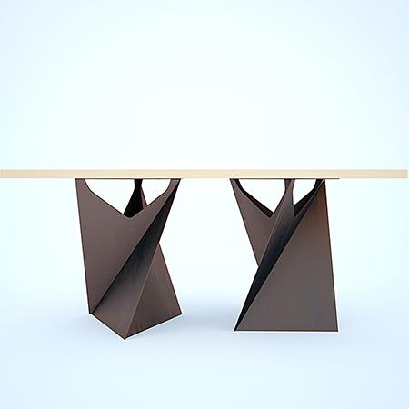 дизайн обеденного стола