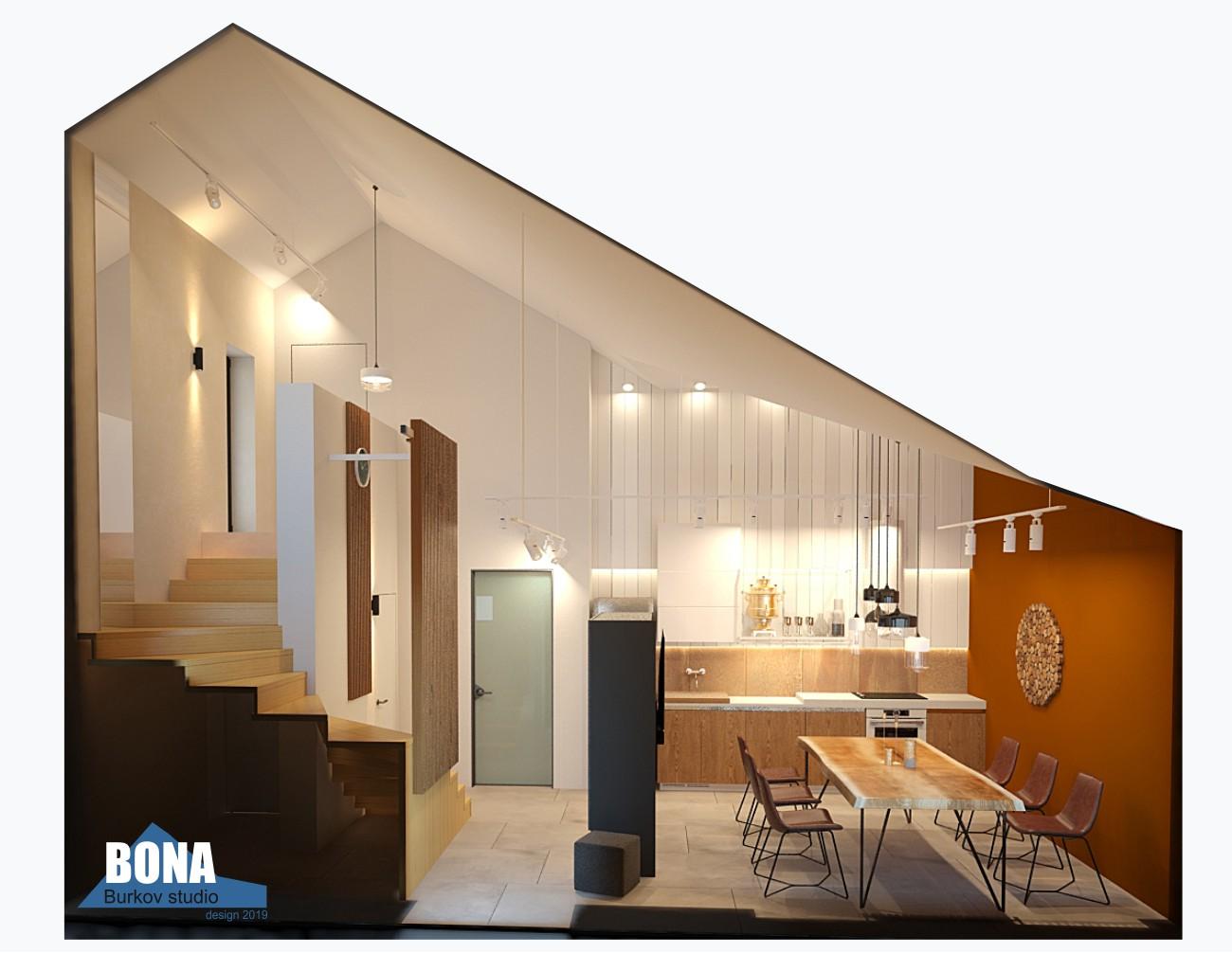гостевой дом дизайн
